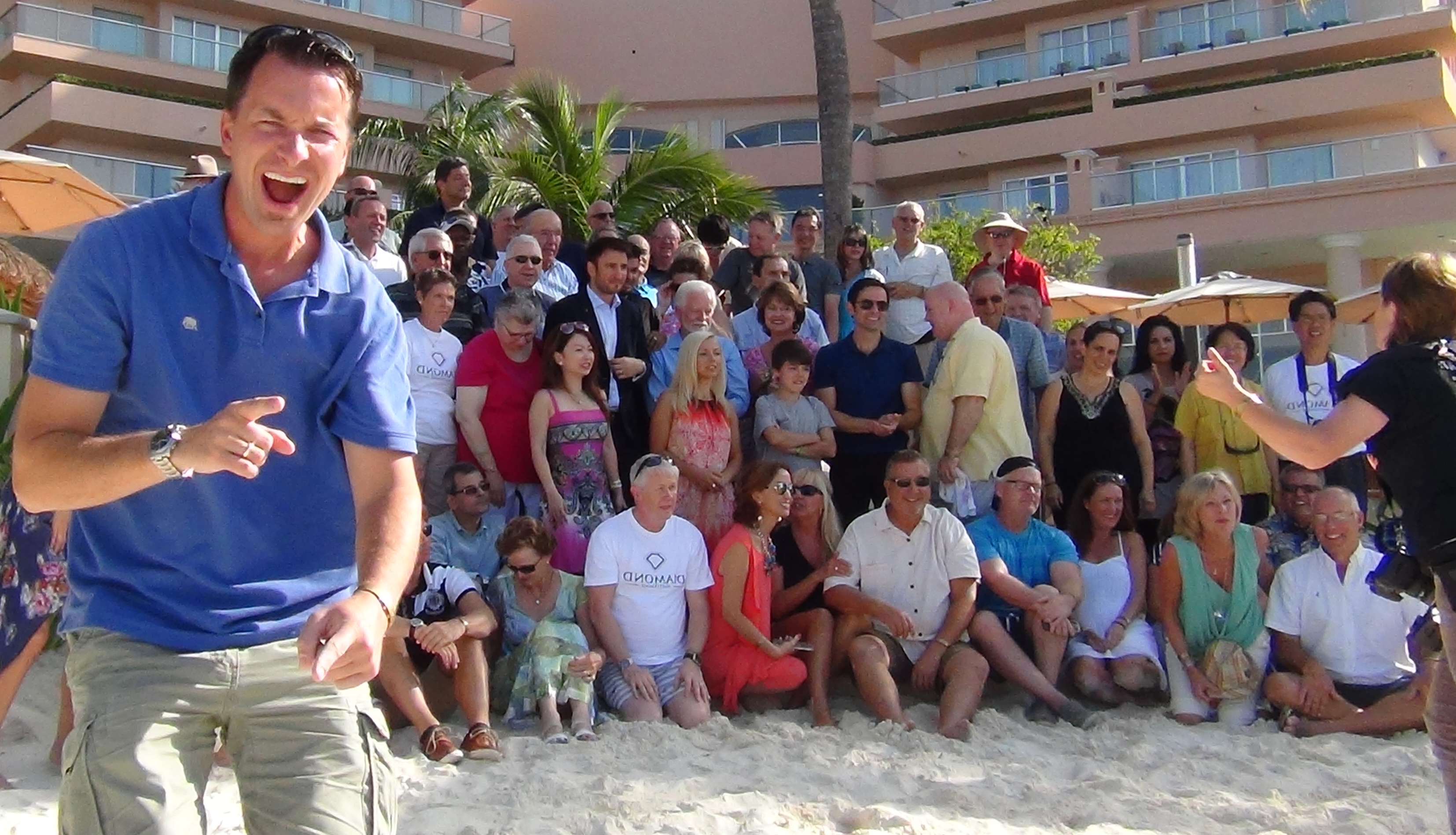 Cancun Diamond Event